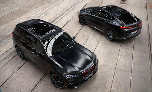 Ediţie limitată BMW X5 şi BMW X6 Black Vermilion şi ediţie limitată BMW X7 Frozen Black – prezenţă impunătoare, design exclusiv