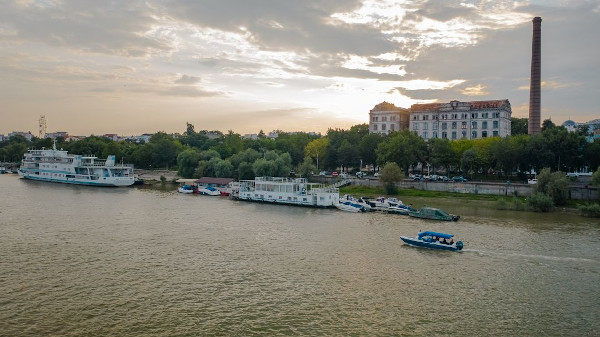 Brăila – orașul cosmopolit, port la Dunăre