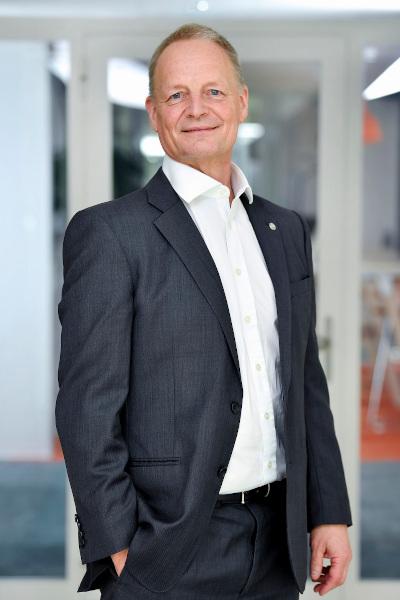 Charles Brand, Președinte Tetra Pak pentru Europa și Asia Centrală