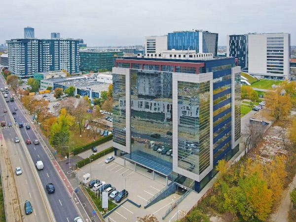 Cladire viitor spital Medicover