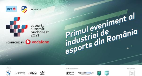 București are de-acum propriul său Esports Summit