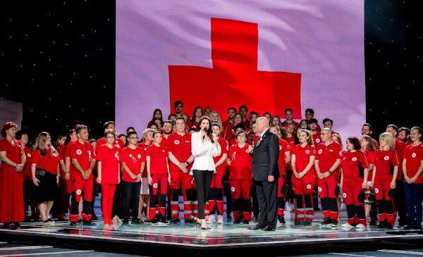TVR şi Crucea Roşie Română din nou împreună