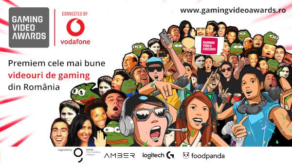 Agențiile și brandurile care au comunicat cu gamerii se pot înscrie într-o nouă competiție: Gaming Video Awards