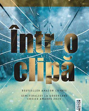 """""""Într-o clipă"""" de Suzanne Redfearn, o explorare a limitelor umanității într-un roman inspirat dintr-un caz real"""
