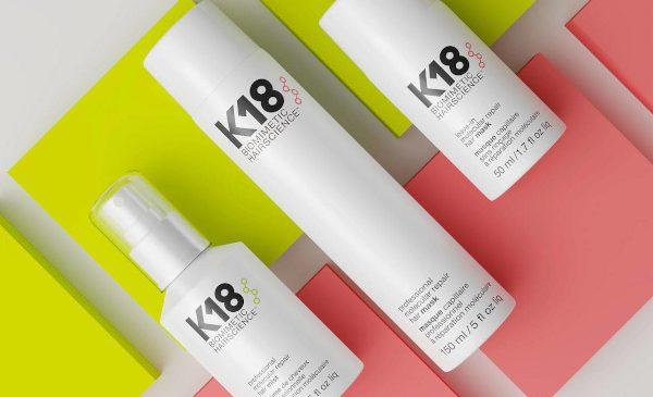 K18 este oficial în România. Părul deteriorat, ca nou în doar 4 minute