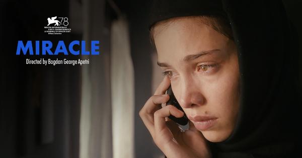 MIRACOL, al treilea film semnat de Bogdan George Apetri, în premieră mondială la Festivalul Internațional de Film de la Veneția