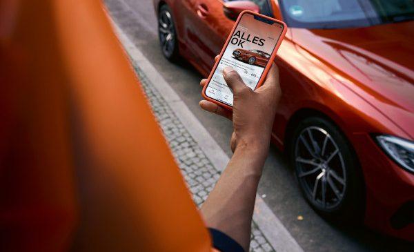 Funcţii şi conţinut noi pentru aplicaţia My BMW