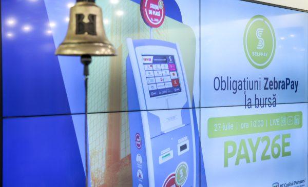 ZebraPay își finanțează extinderea locală și internațională cu fonduri atrase prin piața de capital
