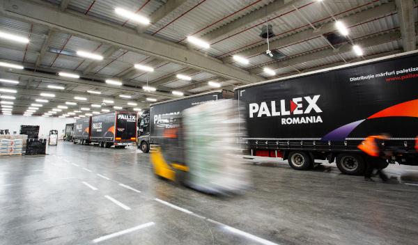 Pall-Ex România depășește pragul de 4 milioane de paleți transportați