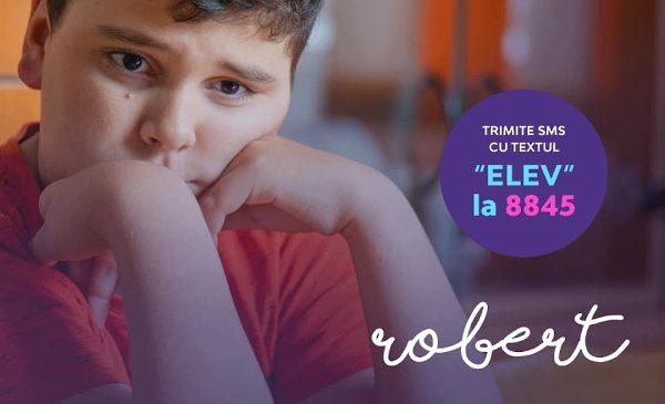 Povestea lui Robert si cum poate schimba tehnologia viața unui copil