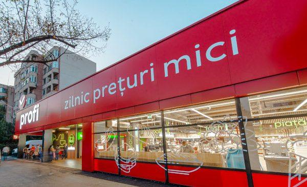 Profi: Magazinul cu Zilnic prețuri mici