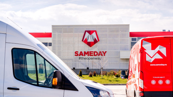 La 14 ani de la fondare, Sameday raportează o creștere a cifrei de afaceri de peste 140%, față de 2019
