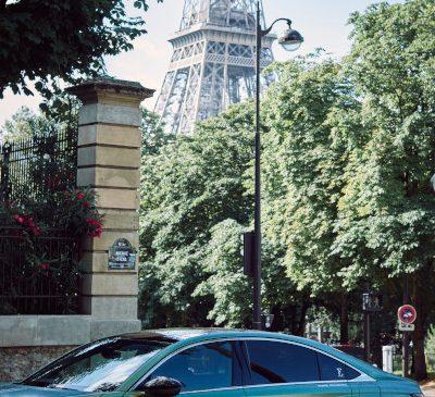 DS 9 electrifică Săptămana Modei de la Paris