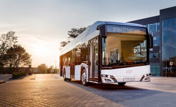 Comenzile de autobuze cu hidrogen au crescut puternic în ultimul an la nivel european