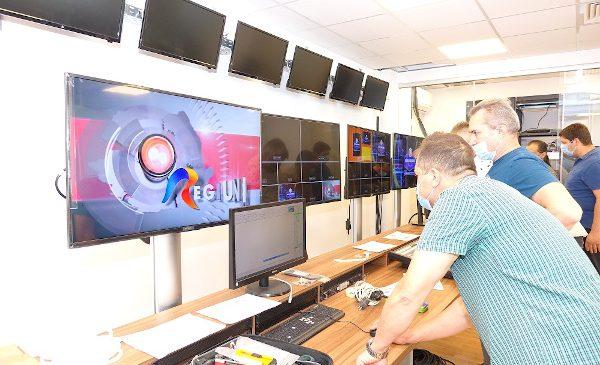 TVR Iaşi emite dintr-un sediu nou şi modern