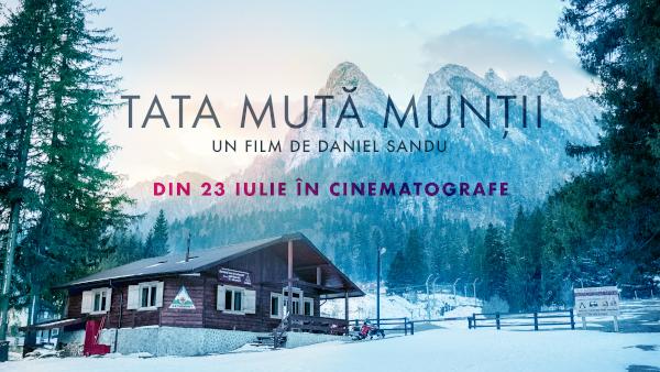 TATA MUTĂ MUNȚII, thrillerul semnat de Daniel Sandu, își lansează astăzi trailerul