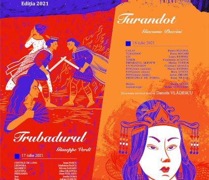 Nopți muzicale sub clar de lună la Hunedoara – Festivalul Opera Nights 2021