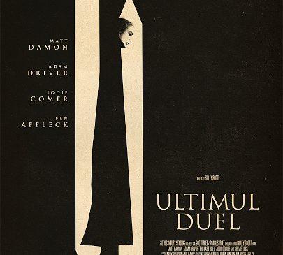 """Matt Damon și Ben Affleck se reunesc în primul trailer al fimului """"The Last Duel"""""""