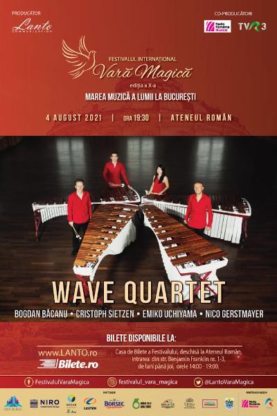 afis Wave Quartet