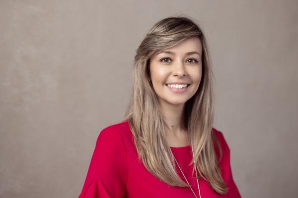 Alexandra Mircea, fondatoarea Dentalist