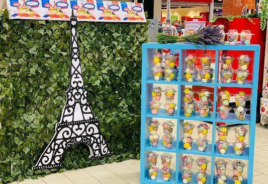 La Auchan, clienții sărbătoresc Ziua Franței cu peste 100 de produse și rețete autentice franțuzești