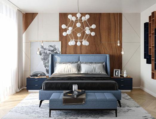 Cum îți poți amenaja apartamentul astfel încât să obții un mediu confortabil și modern sursa foto: creativ-interior.ro