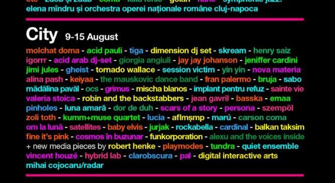Promisiunea EC_Special: 10 zile de regăsire a muzicii live, într-un lineup eclectic