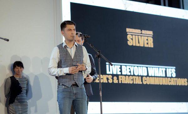 Trăiește așa cum simți, prima campanie FRACTAL Communications pentru Beck's a câștigat Silver Effie 2021
