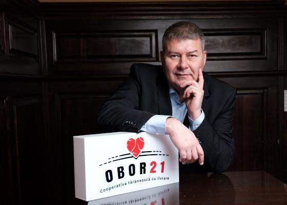 Florian Mateiță, fondator Obor21.ro