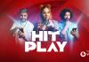 Vodafone duce divertismentul digital la nivelul următor prin lansarea Hit Play, un show muzical 100% digital