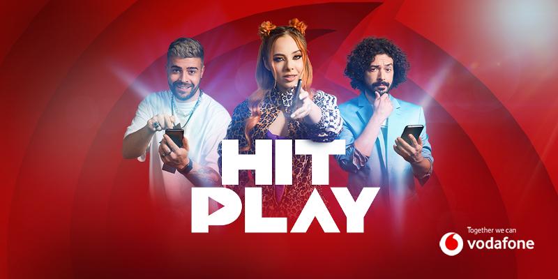 Vodafone Hit Play