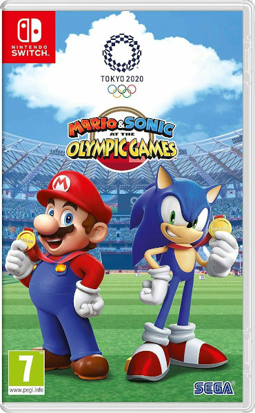 joc video Mario & Sonic at the Olympic Games 2020