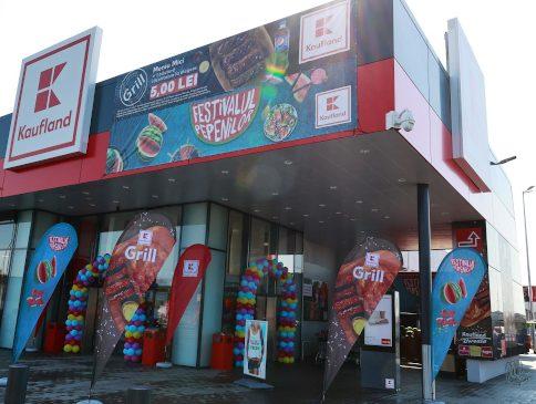 Kaufland România deschide un magazin în Voluntari și ajunge la o rețea națională de 144 de hipermarketuri