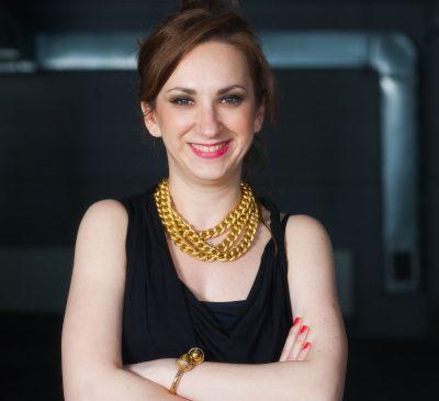 Manuela Gogu este noul Creative Director Golin
