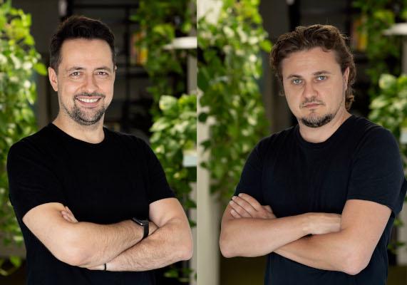 Marius Ursache și Vlad Bodi, Metabeta