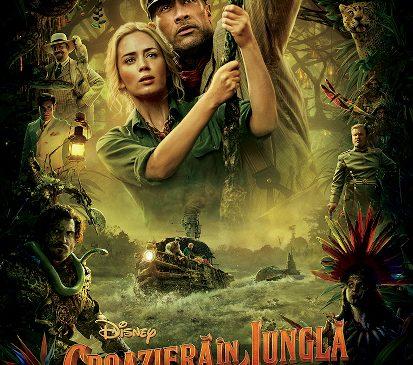 """""""Jungle Cruise/Croazieră în junglă"""", o aventură epică în junglă și o poveste despre curajul de a fi tu însuți"""