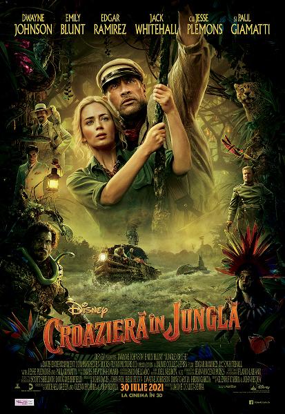 poster Croaziera in jungla