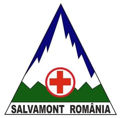 Asociația Națională a Salvatorilor Montani din România Salvamont România logo