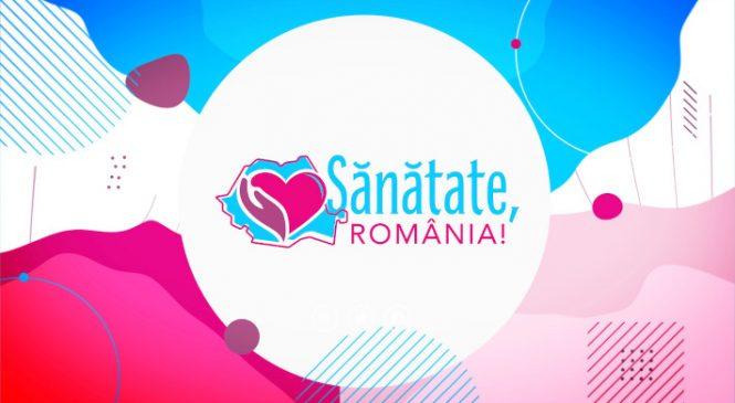 """TVR lansează campania """"Sănătate, România!"""""""