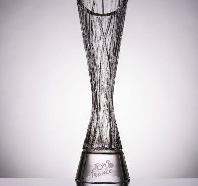 ŠKODA Design a creat și anul acesta trofeele pentru câștigătorii Tour de France 2021