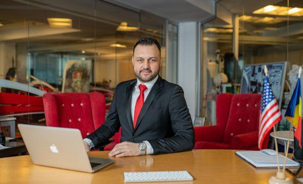Andrei Dan Constantin, fostul director adjunct al Alpha Bank, este de astăzi noul expert financiar al companiei APPRAISAL & VALUATION SA