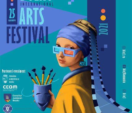 Astăzi se deschide oficial Buzău International Arts Festival