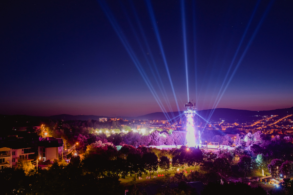 EC_Special Turnul Parașutiștilor Cluj-Napoca