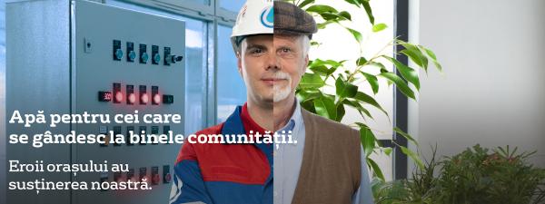 """""""Eroii Orașului"""", ultima campanie semnată de DDB România, Porter Novelli România și Tribal Worldwide pentru Apa Nova"""