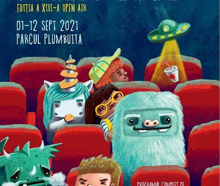 A început KINOdiseea Open Air – filme, spectacole, ateliere și târg până pe12 septembrie, în Parcul Plumbuita
