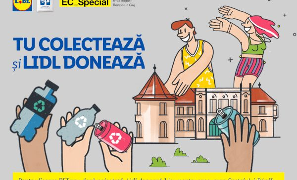 Lidl România investește în renovarea castelului Bánffy din Bonțida, cu ajutorul participanților la EC_Special
