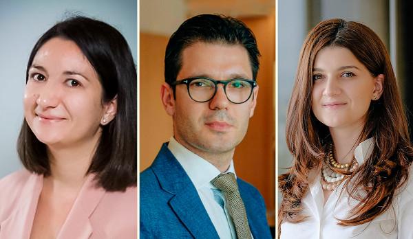 Loredana Ilea, Emanuel Bondalici, Elena Moroiu