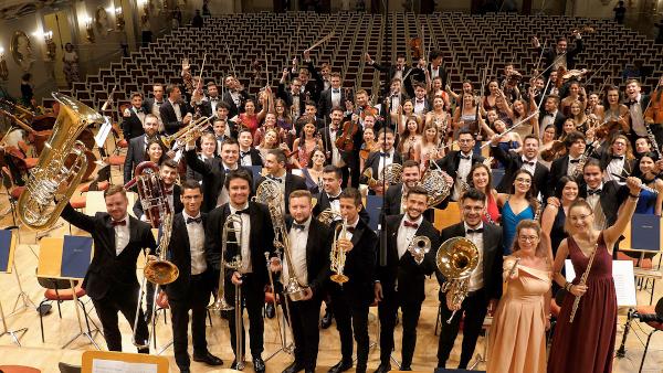 Orchestra Română de Tineret a şasea oară la Konzerthaus Berlin, pe 7 august 2021