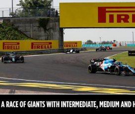PIRELLI – Formula 1: GRAND PRIX UNGARIA – duminica