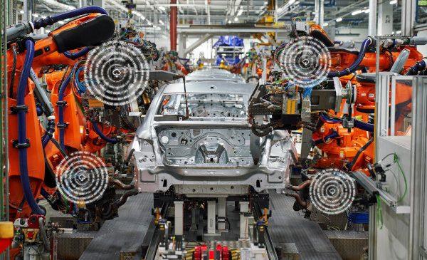 Producţie inteligentă, întreţinere predictivă: atunci când o maşină ştie din timp că sunt necesare reparaţii